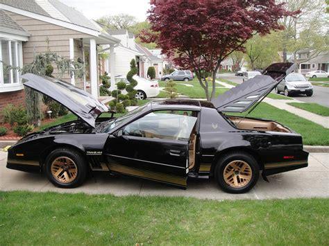 Pontiac Trans Am 1984 by 1984 Pontiac Trans Am Recaro For Sale Third Generation F