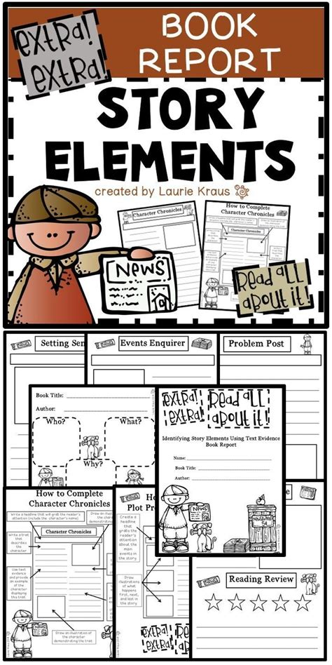 picture books to teach story elements 17 best ideas about story elements on story