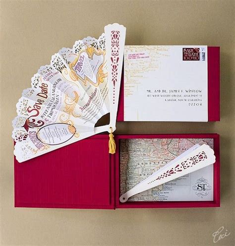 invitation card ideas best 25 unique wedding invitations ideas only on