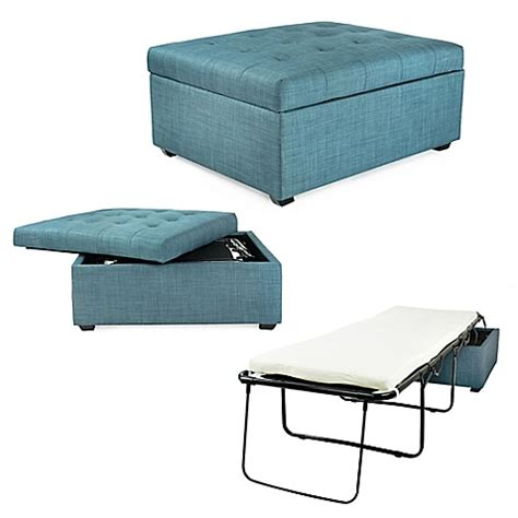 convertible ottoman bed ibed convertible ottoman bed bed bath beyond