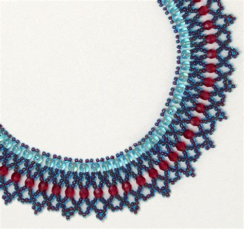 Bead Netting Patterns 8 28 2015 Guide To Beadwork