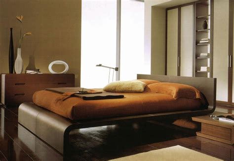 bed bedroom sets walnut bedroom set flow modern platform bed