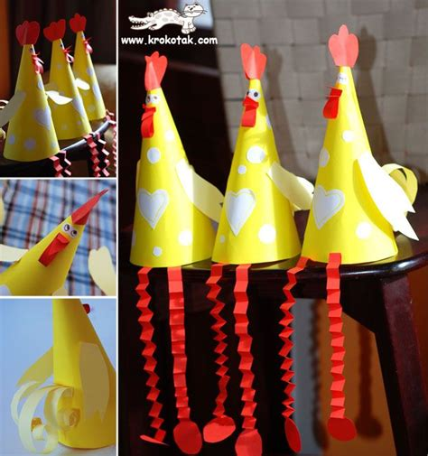 chicken crafts for 33 best images about preschool farm chickens on