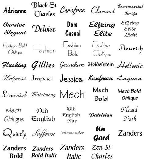 tattoo fonts style villakajava