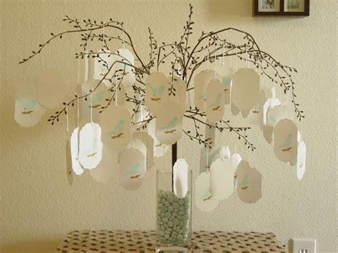 bird themed tree new vintage vase style wedding wish tree 50 bird themed