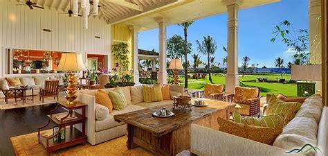 garden home interiors kukuiula the parrish collection kauai
