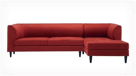 sectional sofa with chaise eq3 replay 2 sectional sofa with chaise fabric