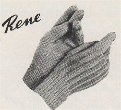 knitting pattern for childrens gloves with fingers free knitting pattern rene children s gloves knit on two