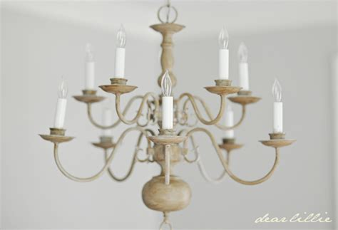 chandelier painting dear lillie a chandelier with chalk paint
