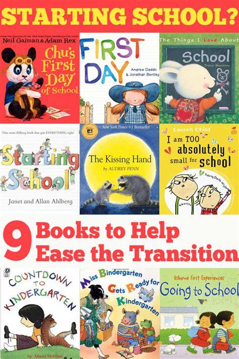9 Starting School Picture Books Childhood101