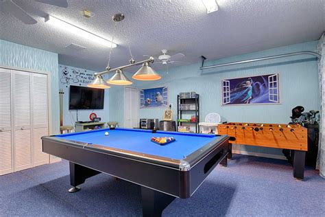 pool tables orlando serendipity at indian creek vacation rental home in