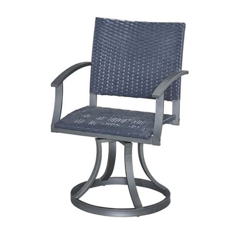 swivel chairs outdoor outdoor swivel chair in black 6000 53