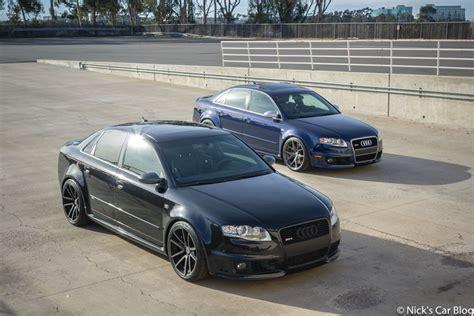 2007 Audi Rs4 by Ed S Phantom Black 2007 Audi Rs4 Nick S Car