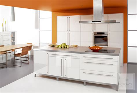 orange kitchen cabinet orange kitchens