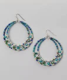 beading earrings 25 best ideas about beaded earrings on seed