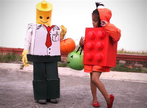 how to make a lego costume 13 steps with pictures wikihow