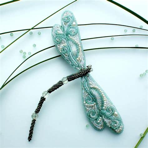 beaded dragonfly bead artwork by olga shumilova dragonflies