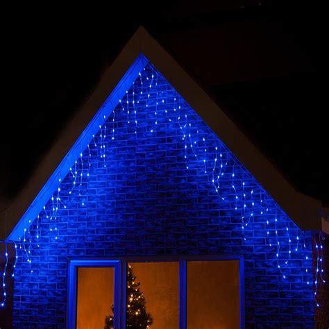 960 led icicle lights icicle 240 360 480 720 960 led snowing