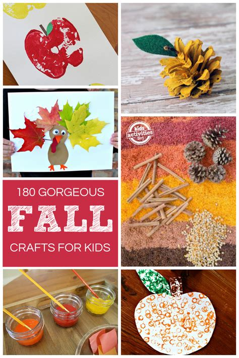 crafts for fall for 180 gorgeous fall crafts