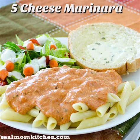 5 cheese marinara olive garden 5 cheese marinara olive garden copy cat real kitchen