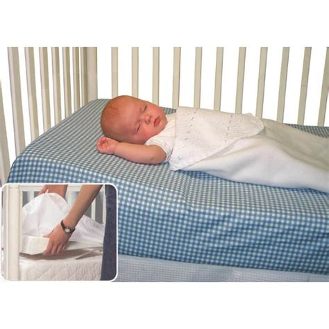mattress wedge for crib crib mattress wedge dex baby safe lift deluxe universal