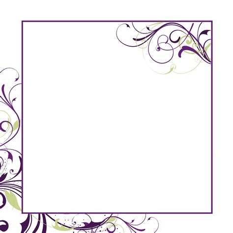 blank invitations blank wedding invitation paper template best template