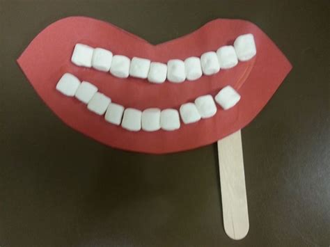 hygiene crafts for 1000 images about dental health theme on