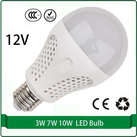 12 volts led light bulbs 12 volt dc led bulbs 3w 7w 10w 12 volt bulb solar panel