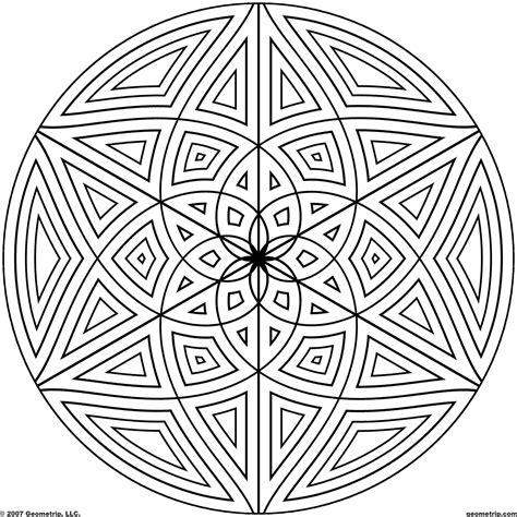 Designer Floor Plans 6 best images of line designs geometry printable