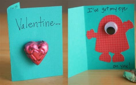 make a valentines card s day kid crafts that even grown ups will