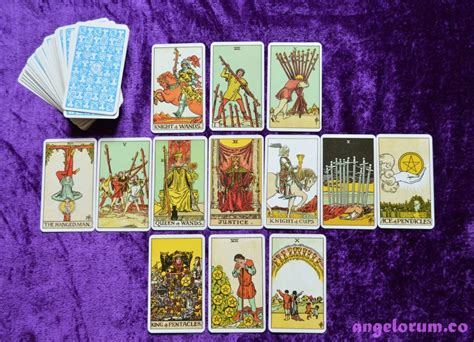 how to make tarot cards 123 how i read the tarot cards intuitively angelorum