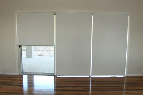 roller shades for patio doors mini sliding door blinds robinson house decor