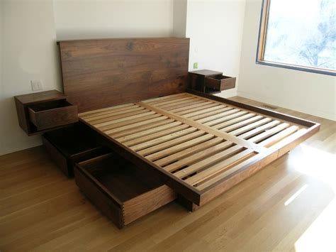 bed platform with drawers platform bed with drawers underneath ideas reference