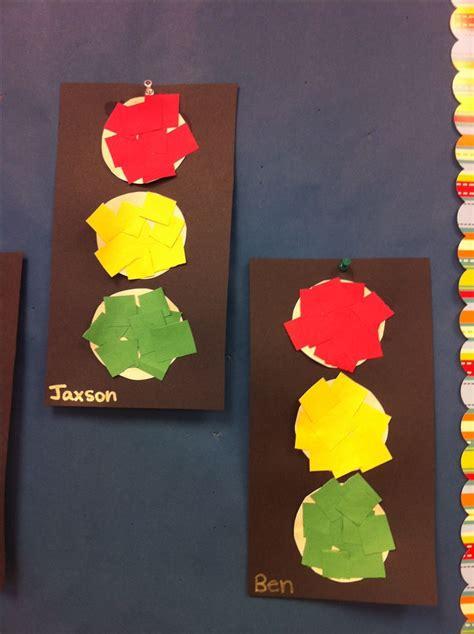 lights for crafts best 25 traffic light ideas on preschool