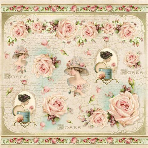 146 Best Decoupage Paper Napkins Images On