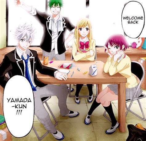 yamada and the seven witches 85 best images about yamada kun to 7 nin no majo on