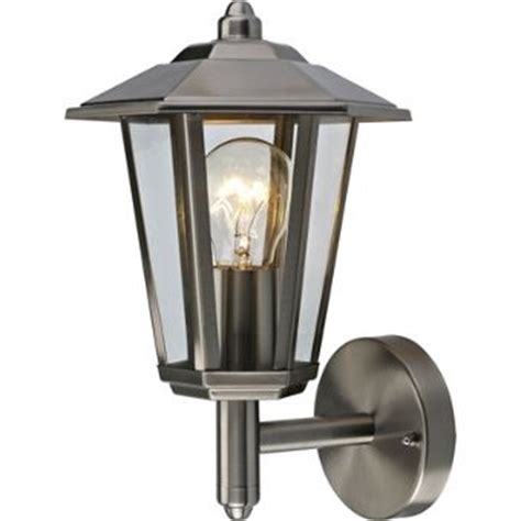 homebase outdoor lighting outdoor stainless steel lighting homebase co uk