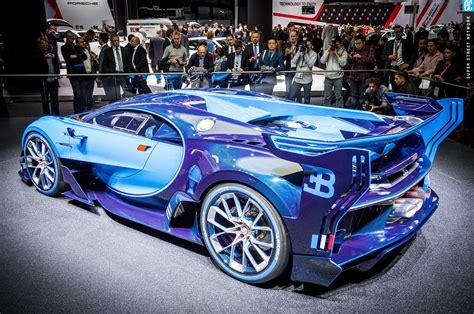 2016 Bugatti Vision by 2016 Bugatti Vision Gran Turismo Concept Car