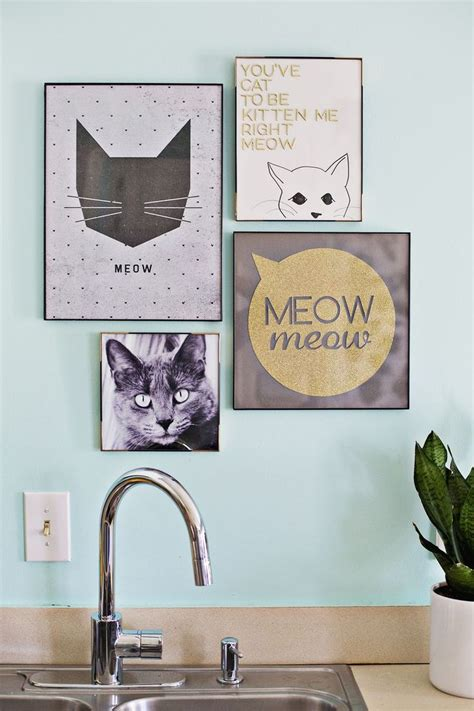 cat painting guide an animal lover s guide to stylish decorating galleries