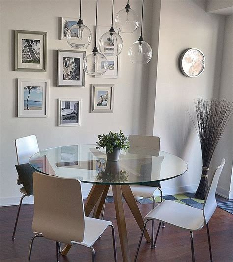 small living room with dining table best 20 glass dining table ideas on glass