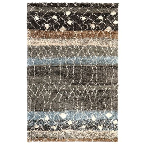5 ft area rugs mohawk home adobe multi 5 ft x 8 ft area rug 489069