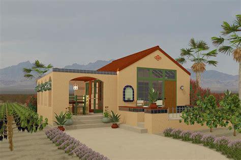 southwestern style house plans adobe southwestern style house plan 1 beds 1 baths 398