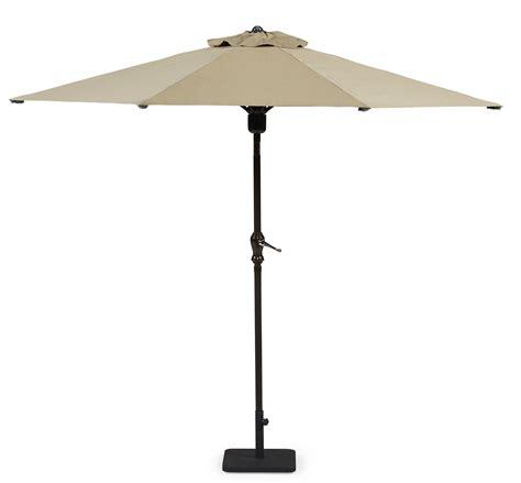 sears patio umbrellas essential garden umbrella with bluetooth 9ft outdoor