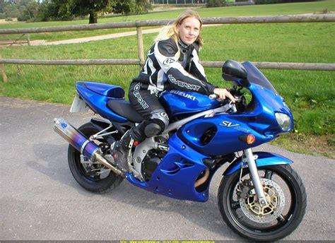 2001 Suzuki Sv650s by Suzuki Sv650 Custom Image 115