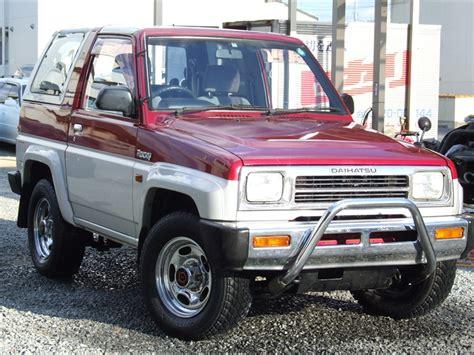Daihatsu Rocky For Sale by Daihatsu Rocky Sx 1992 Used For Sale