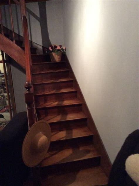 comment d 233 caper un escalier en bois vernis de conception de maison