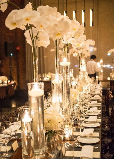 table centerpieces candles best 25 wedding centerpieces ideas on