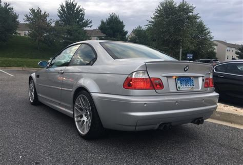 2005 Bmw M3 by 2005 Bmw M3 Coupe 6 Speed Competition Package For Sale On