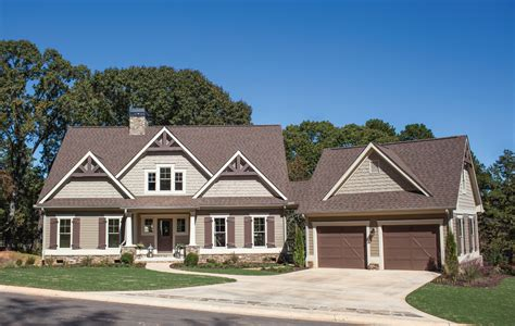 craftsman style home craftsman home plans americas home place