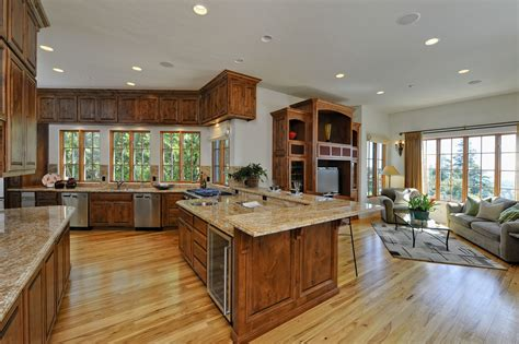 kitchen family room floor plans open kitchen family room floor plans with hd resolution